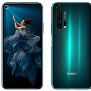 Huawei Honor 20 Pro ekrano keitimas